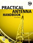 This image is copyright © by Ian C. Purdie VK2TIP - Book cover - Practical Antenna Handbook