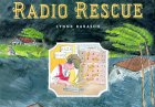 This image is copyright © by Ian C. Purdie VK2TIP - Book cover - 'Radio Rescue'