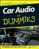 This image is copyrighted © by Ian C. Purdie VK2TIP - Book cover - Car Audio For Dummies
