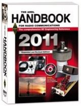 Book cover - The ARRL Handbook for Radio Amateurs 2011