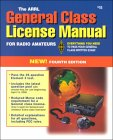 Book cover - The Arrl General Class License Manual